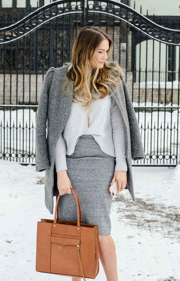 Style Tips For The Office This Winter Rose City Style
